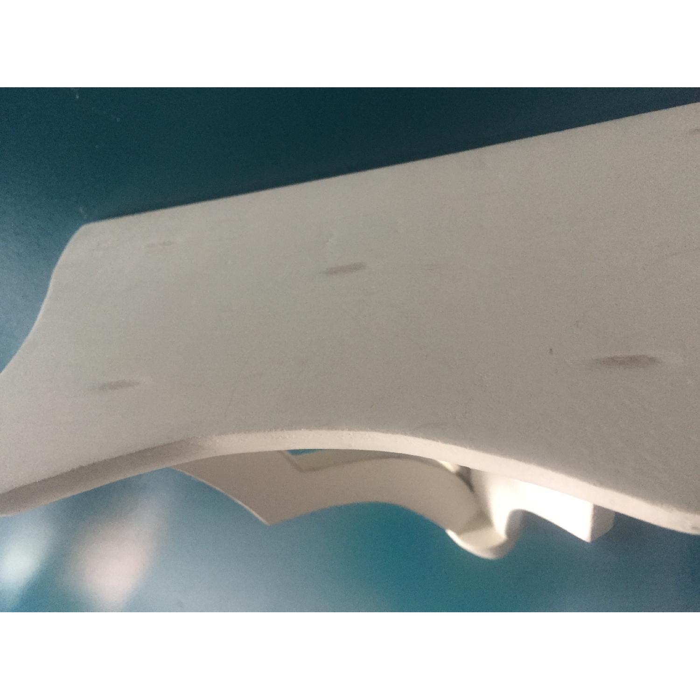 Suzanne Kasler Trio White Bracket Shelves - image-4