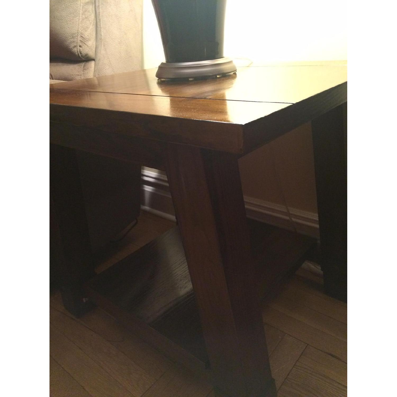 Raymour & Flanigan Windridge End Tables - image-3