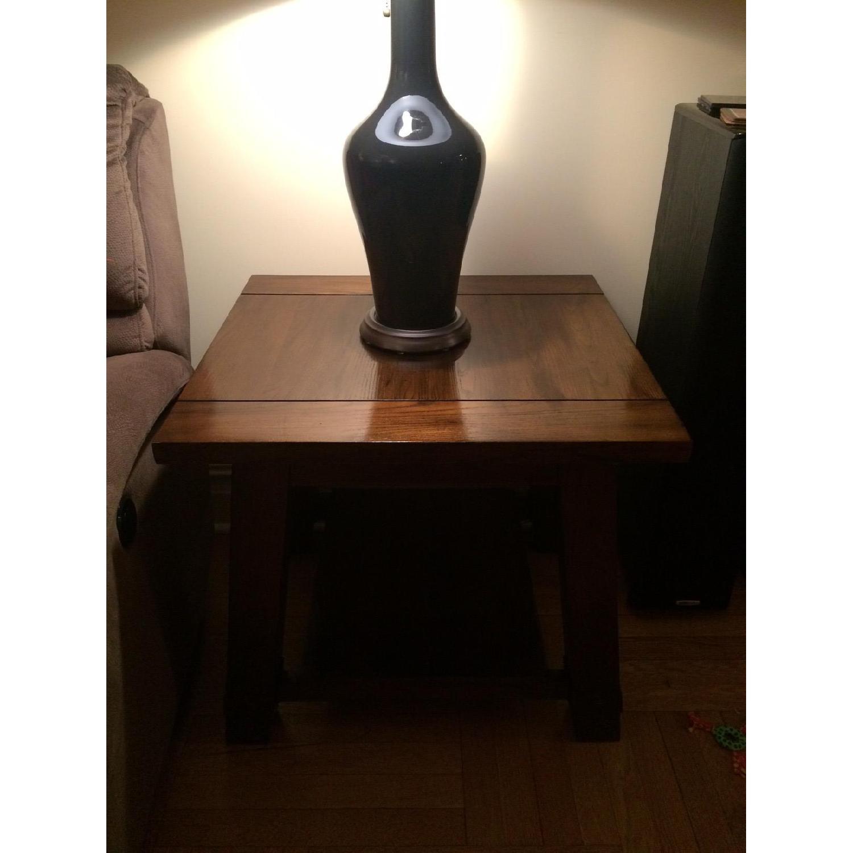 Raymour & Flanigan Windridge End Tables - image-7