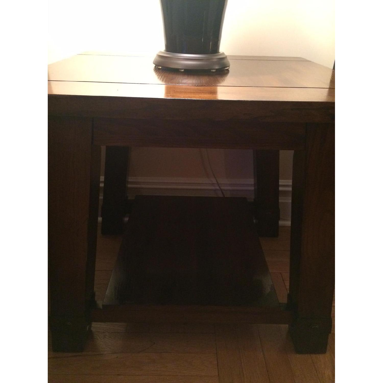 Raymour & Flanigan Windridge End Tables - image-8