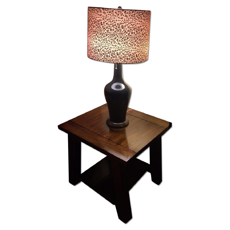 Raymour & Flanigan Windridge End Tables - image-0