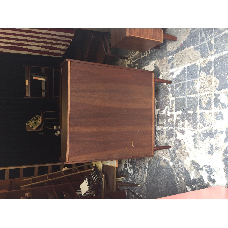 Maurice Villency Furniture Vintage Secretary Desk - image-6