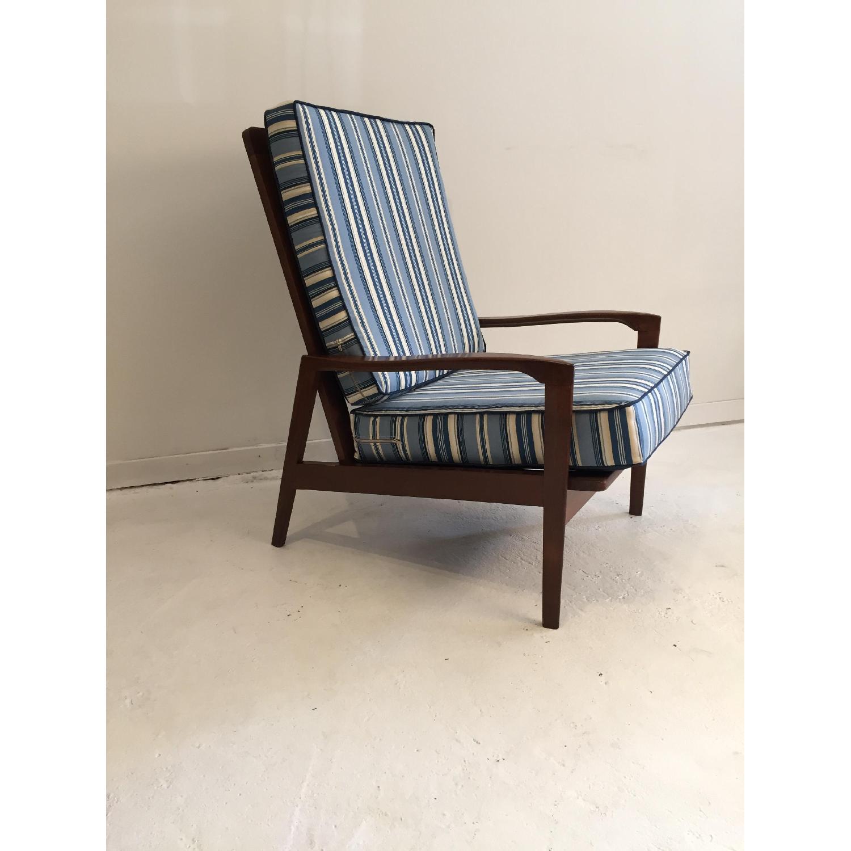 Mid-Century Modern Lounge Chair - image-1