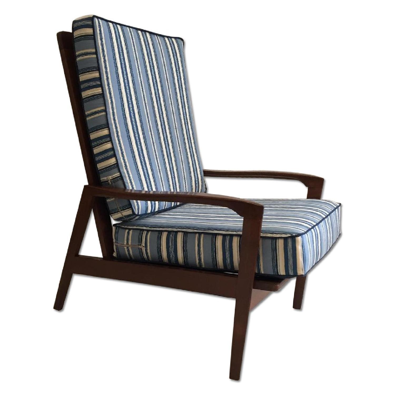 Mid-Century Modern Lounge Chair - image-0