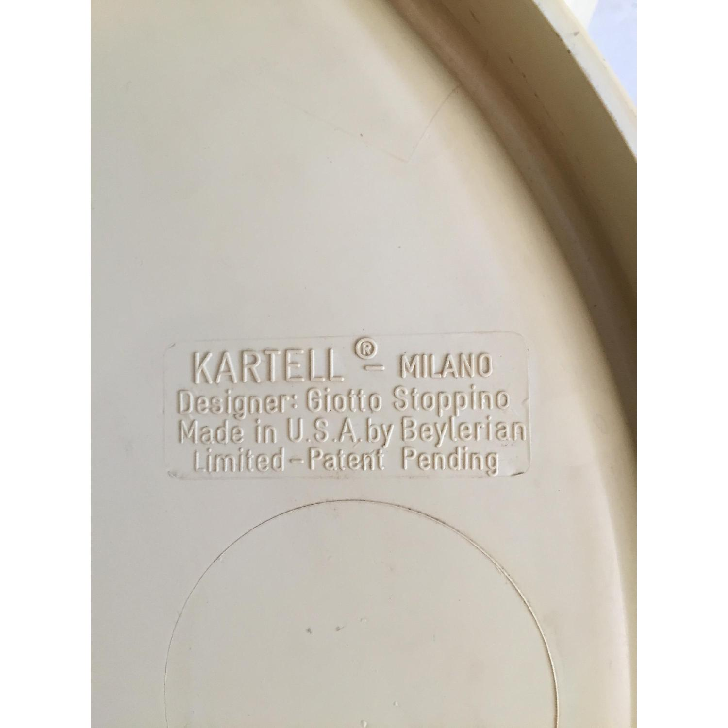 Kartell Early Production Stacking Side Tables - image-5
