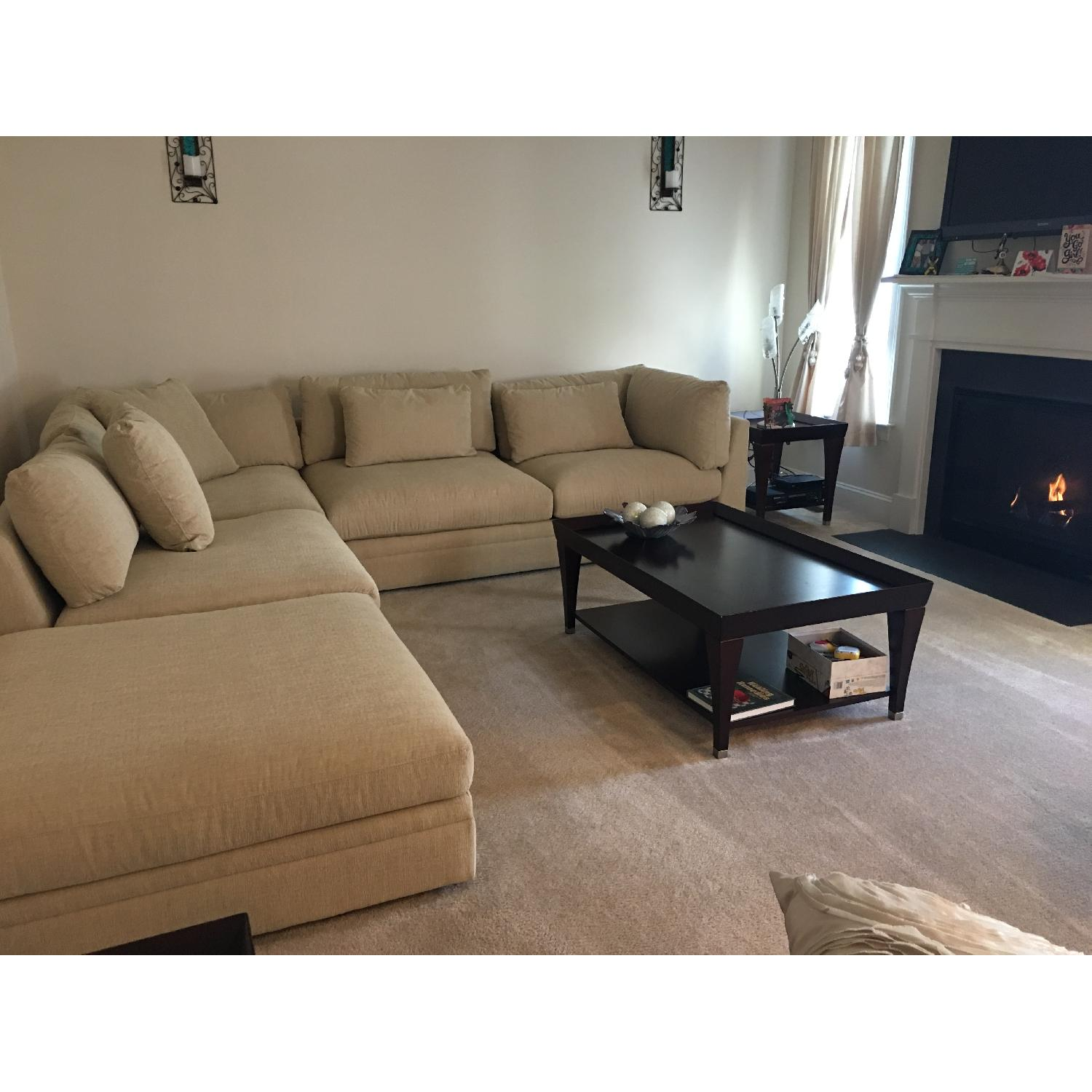 Arhaus Pavo 3 Piece Sectional - image-3