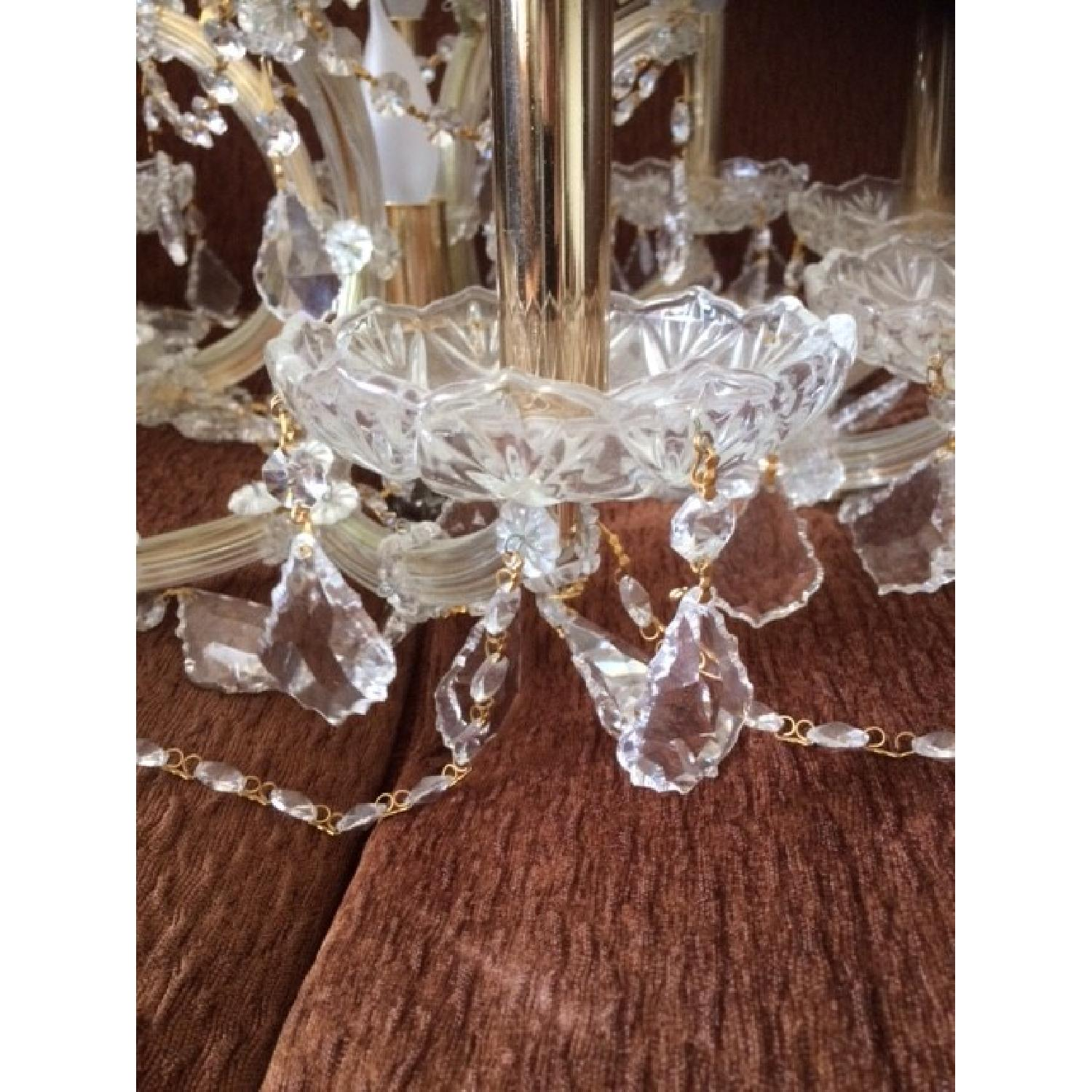 Palace 9 Light Maria Theresa Style Crystal Chandelier - image-4