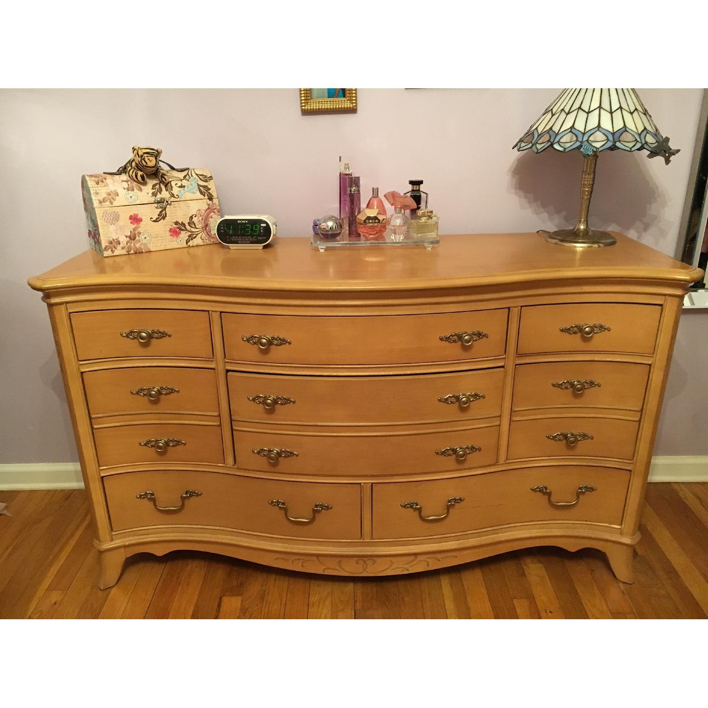 Jessica Mcclintock Vintage 4 Piece Bedroom Furniture - image-3