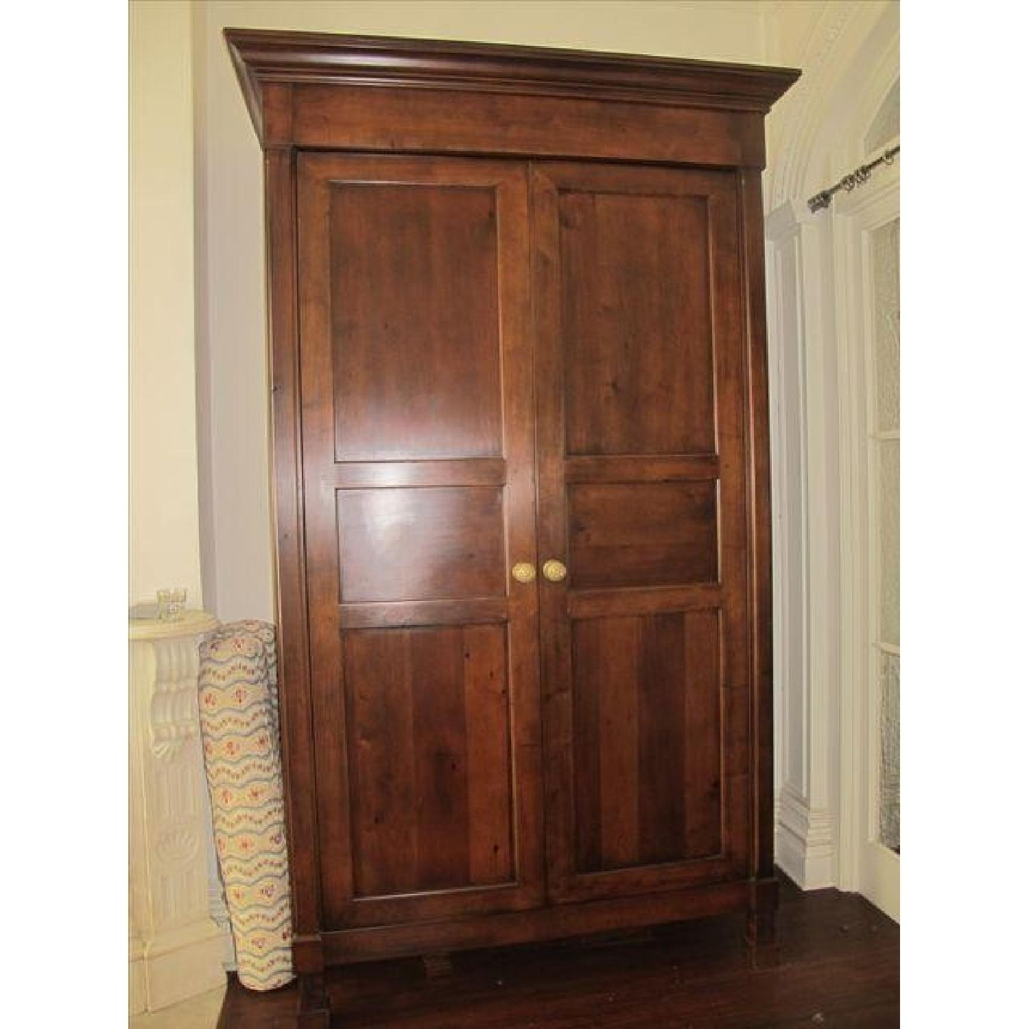 Empire Style Armoire - image-2
