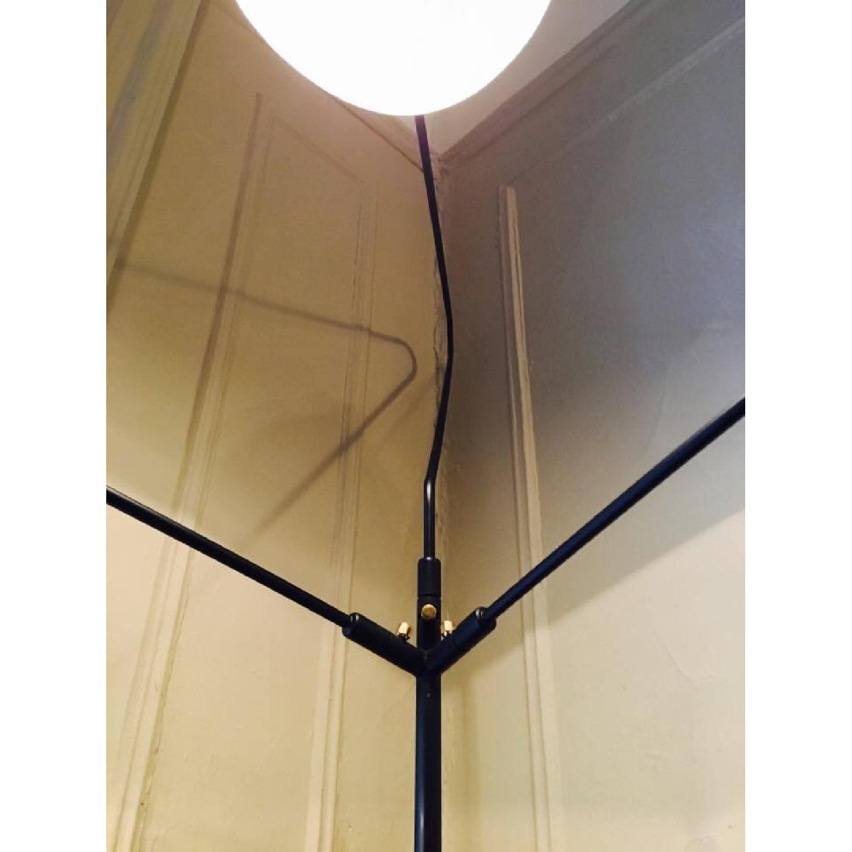 Serge Mouille Style MFL- 3 Three Arm Mantis Floor Lamp - image-3