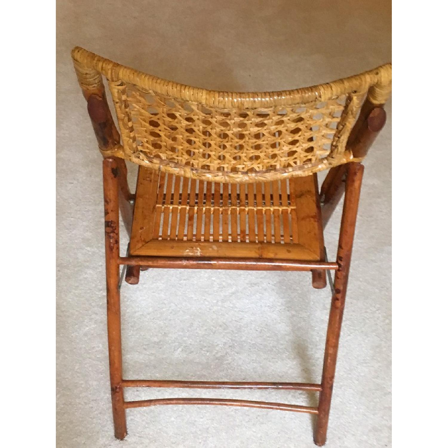 Solid Folding Chair - image-1