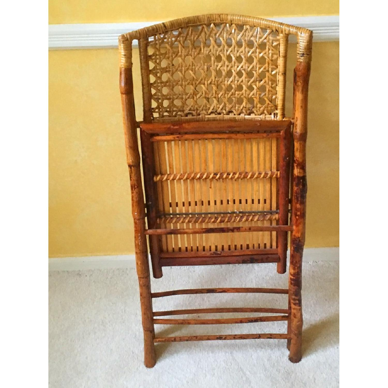 Solid Folding Chair - image-2