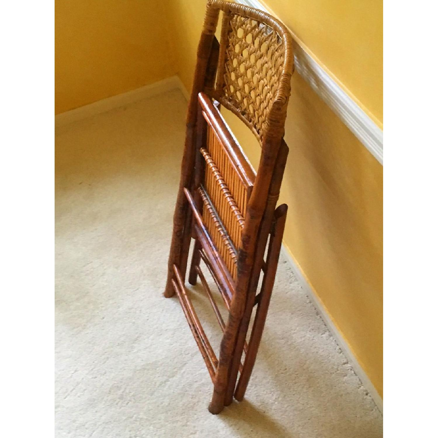 Solid Folding Chair - image-3
