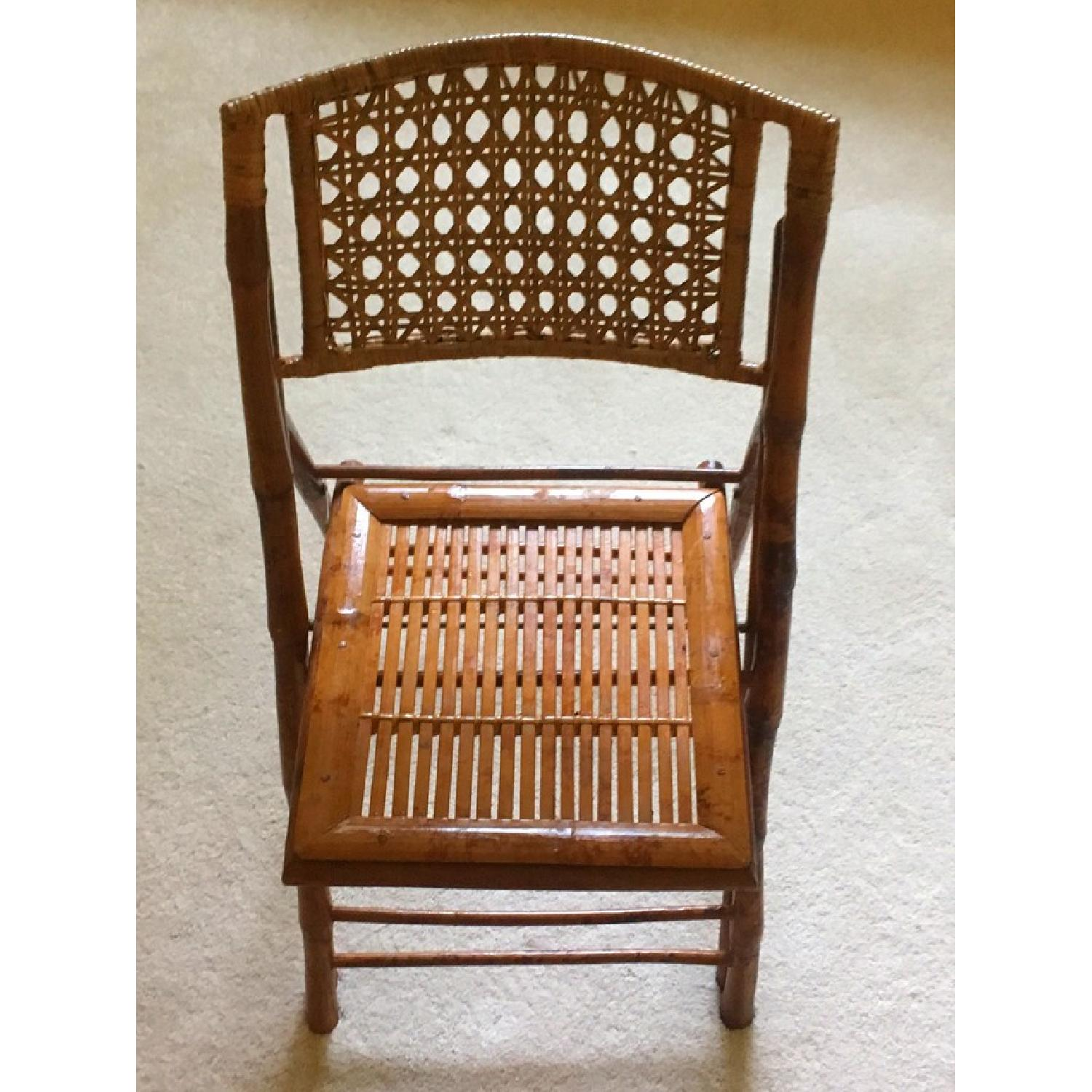 Solid Folding Chair - image-4