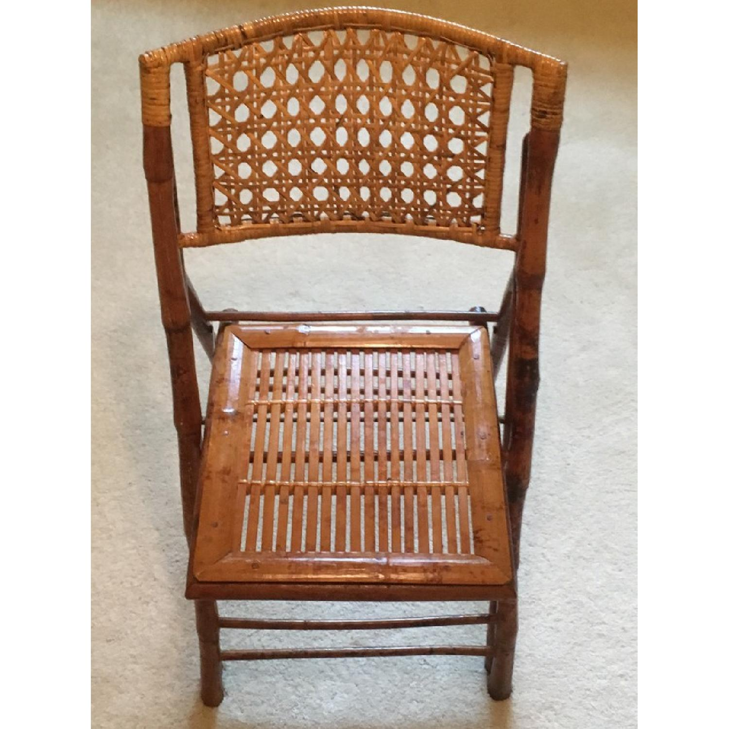 Solid Folding Chair - image-5
