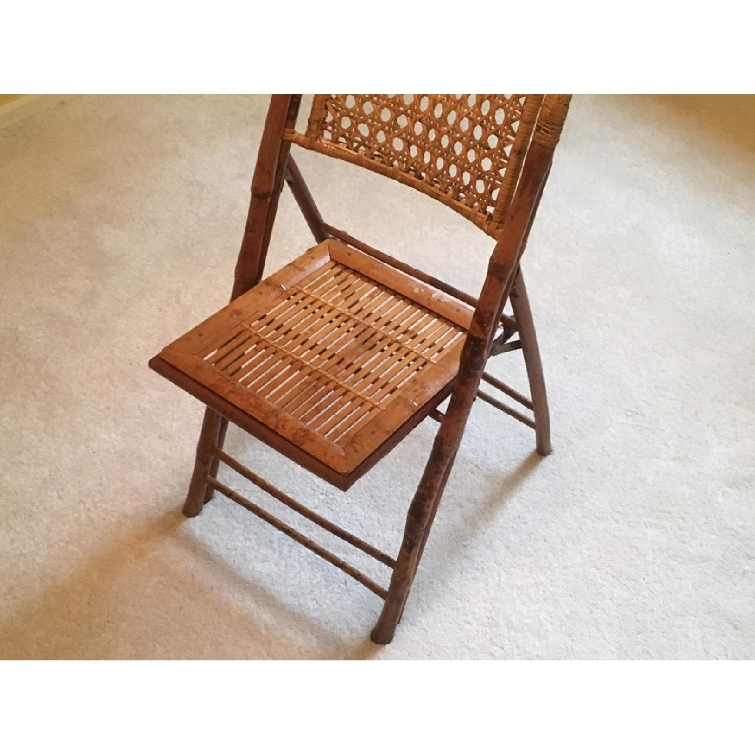 Solid Folding Chair - image-6