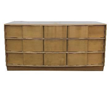 Heywood Wakefield Mid Century Modern 9 Drawer Dresser