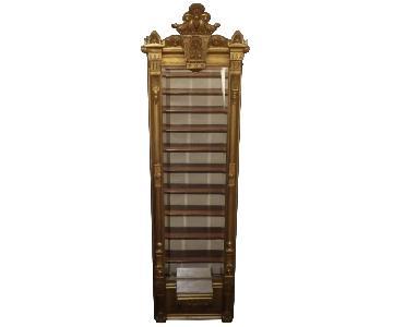 Vintage Guilded Pier Mirror