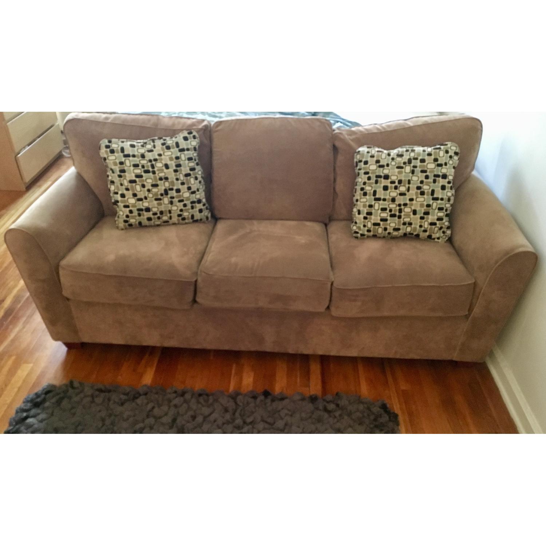 La-Z-Boy Stationary 3-Seater Sofa-0