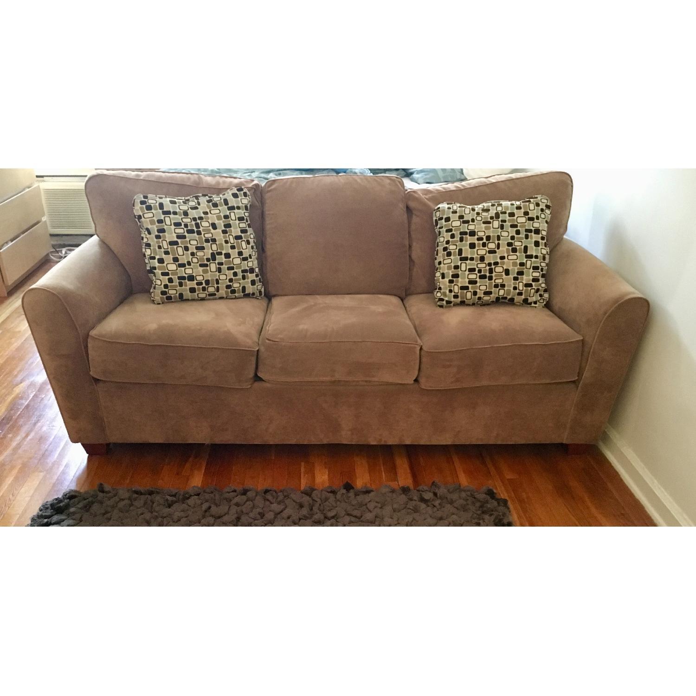 La-Z-Boy Stationary 3-Seater Sofa-1