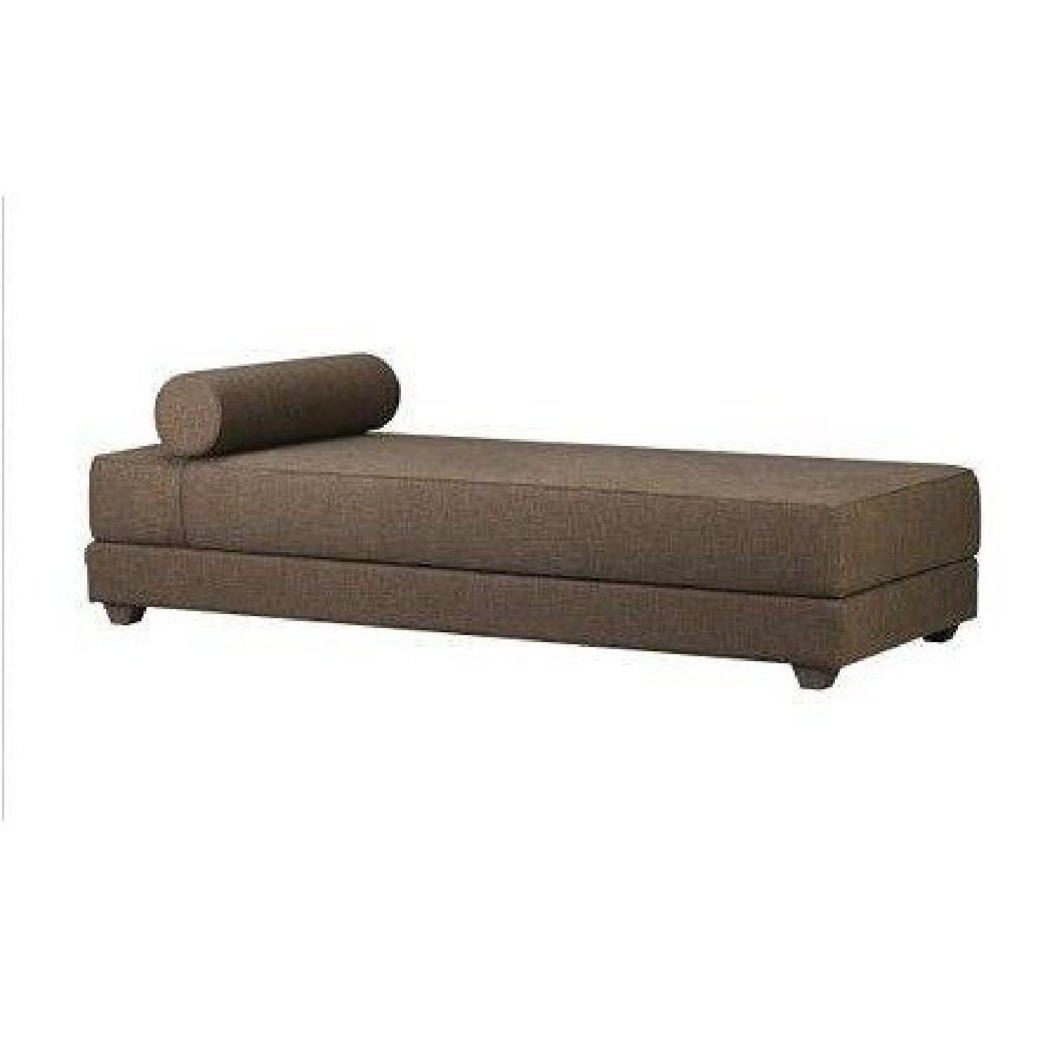 CB2 Lubi Natural Sleeper Daybed