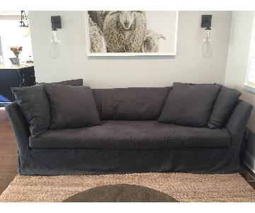 Lillian August Slipcovered Sofa