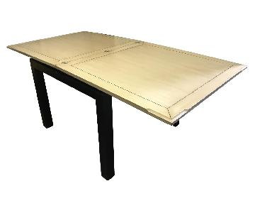 Square Expandable Dining Table