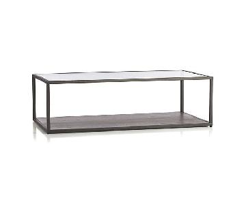 Crate & Barrel Switch Coffee Table