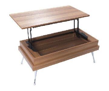 Wade Logan Cornelia Lift Top Coffee Table