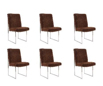 Vintage Milo Baughman Dining Chairs