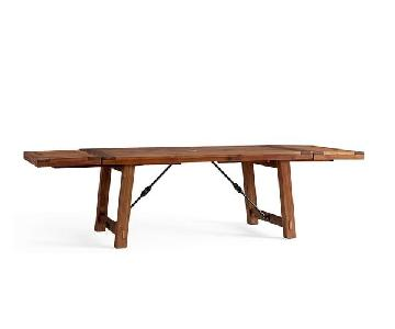 Pottery Barn Outdoor Dining Table