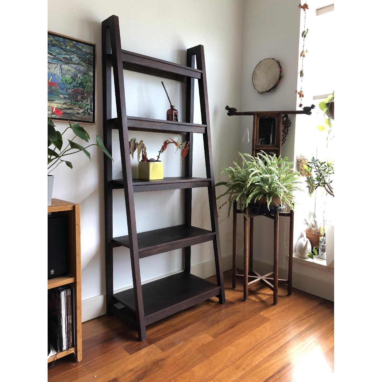 Crate & Barrel Mark Daniel's Strut Bookcase-0