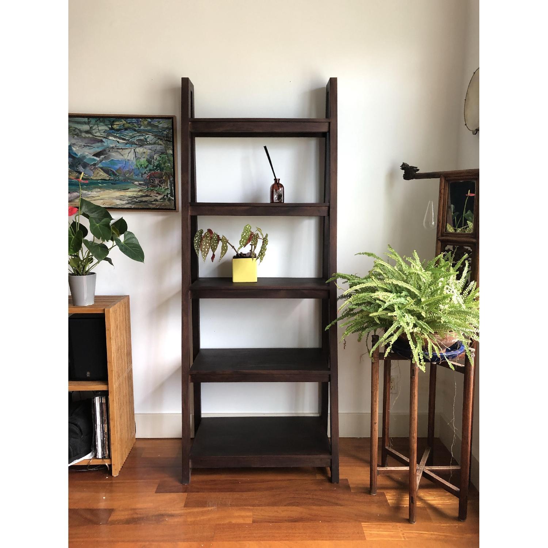Crate & Barrel Mark Daniel's Strut Bookcase-1