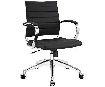 Modway Executive Office Chair, Black