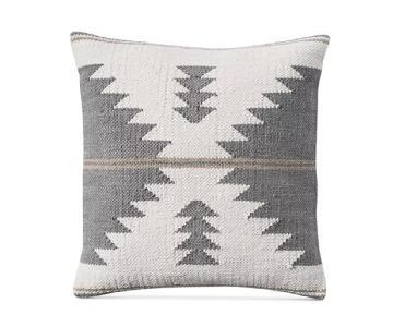 Macy's Geometric Pattern Throw Pillows