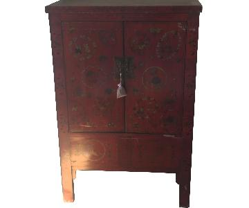 Vintage 19th Century Chinese Armoire