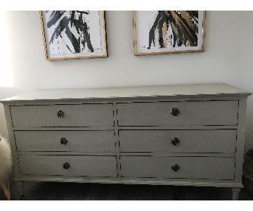 Restoration Hardware Maison 6-Drawer Dresser