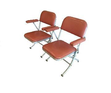 Vintage1930s Warren McArthur Folding Chairs