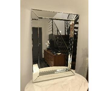 West Elm Art Deco Mirror