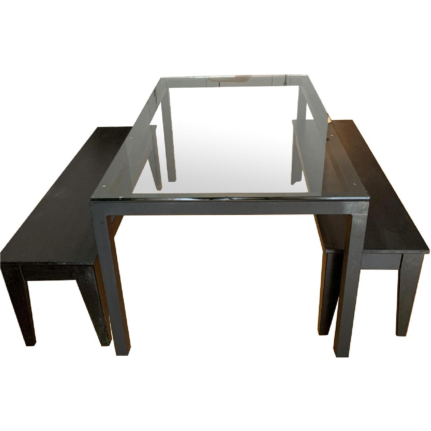 Ikea Solid Wood Dining Benches