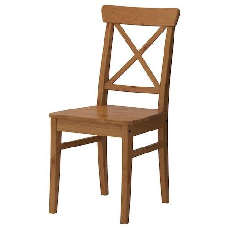 Ikea Ingolf Dining Chair