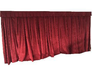 Brenbri Properties Custom Made Proscenium Curtain