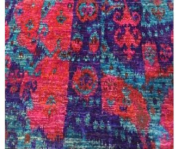 ABC Carpet and Home Sari Silk Area Rug