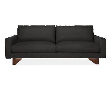 Room & Board Hess Leather Sofa