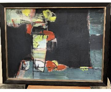 Original Contemporary Abstract Oil Painting