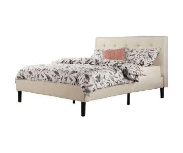 Zipcode Design Full Size Upholstered Platform Bed