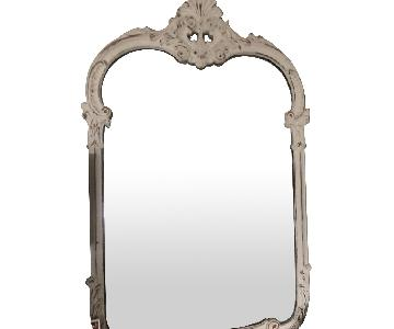 Crate & Barrel Vintage Mirror
