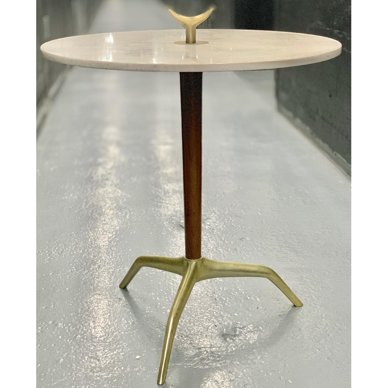 Jonathan Adler Gueridon Side Table