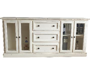 Crate & Barrel Dining Room Cabinet