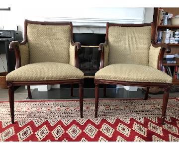 Southwood Sheraton Arm Chairs